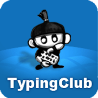 Decorative icon for Typing Club